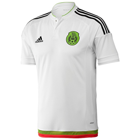 adidas Mexico Away Replica Jersey