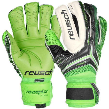 Reusch Re-ceptor Deluxe G2 Goalkeeper Gloves