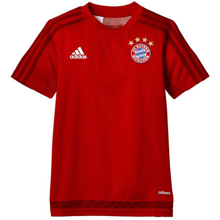 adidas FC Bayern Munich Youth Training Jersey