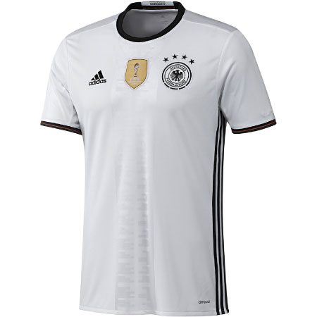 adidas Germany Home 2016-17 Replica Jersey