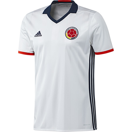 adidas Colombia Home 2016-17 Replica Jersey