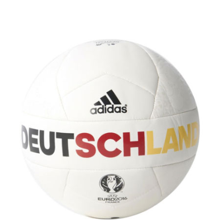 adidas Euro 16 OLP Germany Mini Ball
