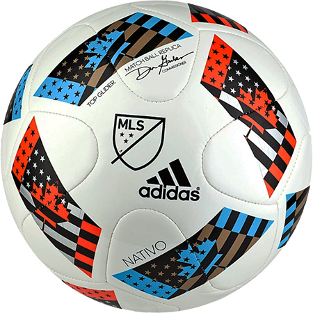 adidas 2016 MLS Top Glider Ball