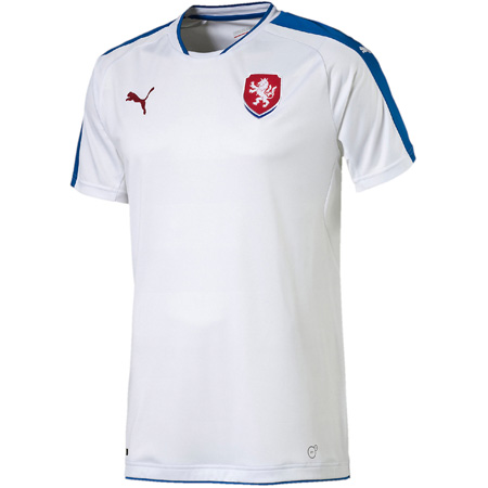 Puma Czech Republic Away Replica Jersey