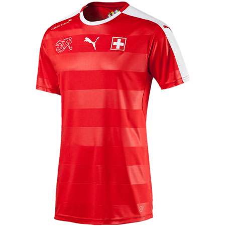 Puma Swiss Home Replica Jersey