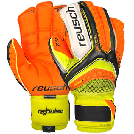 Reusch Pulse Deluxe G2 Ortho-Tec Goalkeeper Gloves