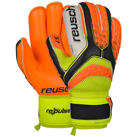 Reusch Pulse Prime S1 Roll Finger Goalkeeper Gloves