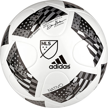 adidas MLS 2016 NFHS Top Training Ball