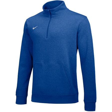 Nike Team Club Half Zip Fleece