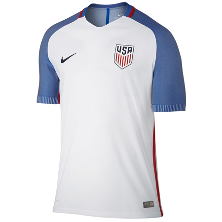 Nike USA Home 2016-17 Match Jersey