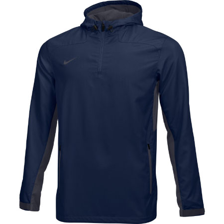 Nike Stock Woven Quarter Zip Jacket