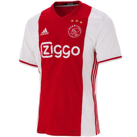 adidas Ajax Home 2016-17 Replica Jersey