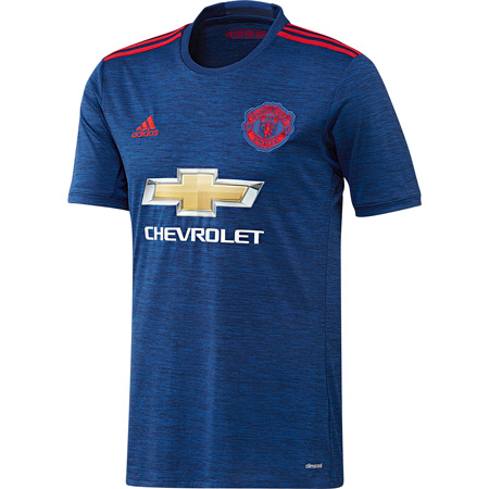 adidas Manchester United Away  2016-17 Replica Jersey