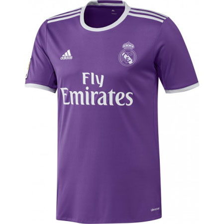 adidas Real Madrid Away 2016-17 Replica Jersey