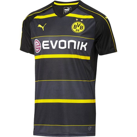 Puma BVB Away 2016-17 Replica Jersey