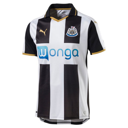 Puma Newcastle Home 2016-17 Replica Jersey