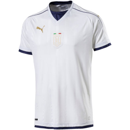 Puma Italy Tribute Away Replica Jersey