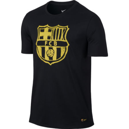 Nike FC Barcelona Youth Crest Tee