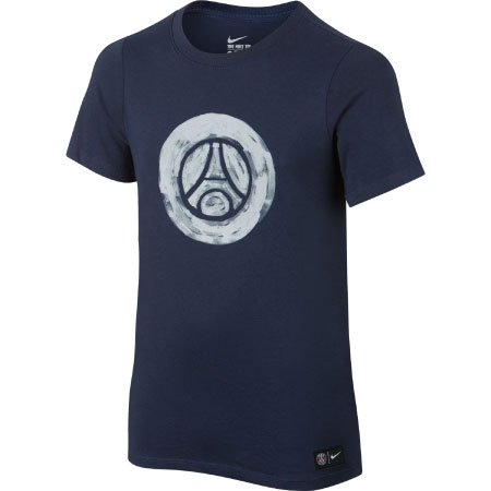 Nike PSG Youth Crest Tee