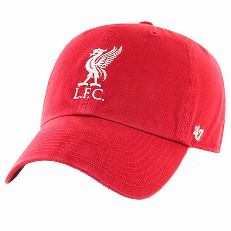 47 Brand Liverpool Clean Up Hat
