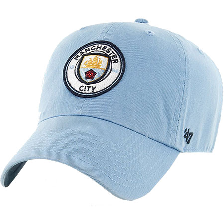 47 Brand Manchester City Clean Up Hat