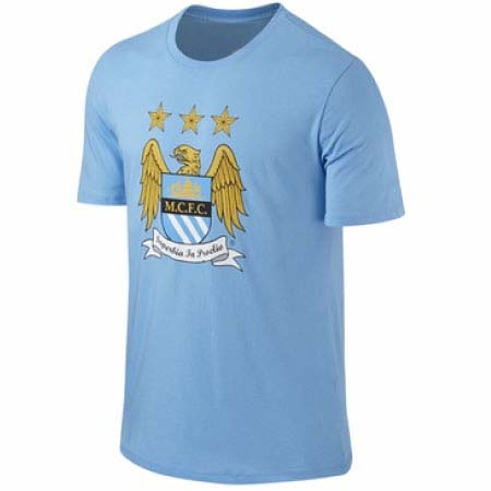 47 Brand Manchester City Scrum Tee