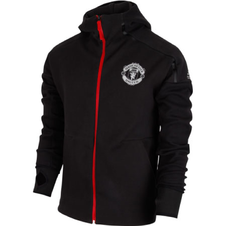adidas Manchester United FC Anthem Z.N.E. Hoodie