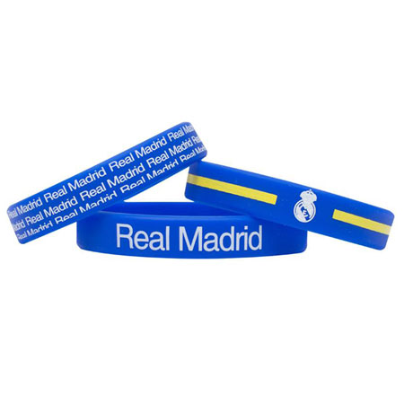Real Madrid Band Bracelets