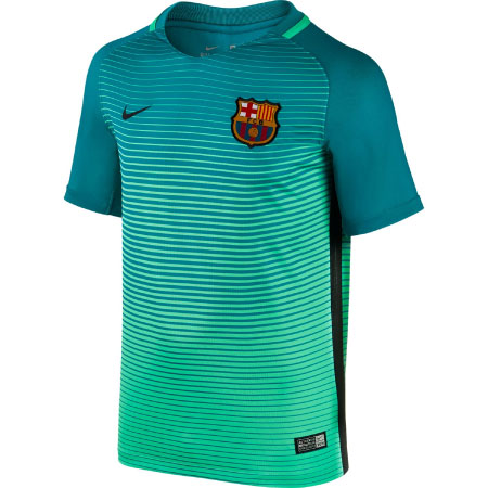 Nike FC Barcelona 3rd Youth Stadium Jersey