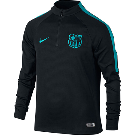 Nike FC Barcelona Youth Drill Top