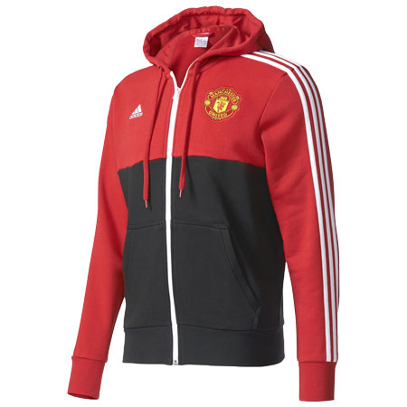 adidas Manchester United FZ Hoodie