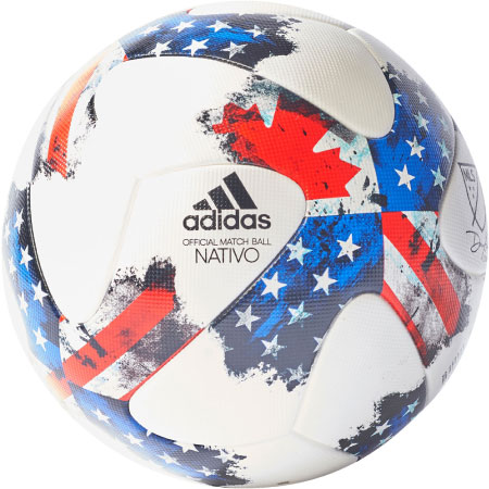 adidas MLS 2017 Match Ball