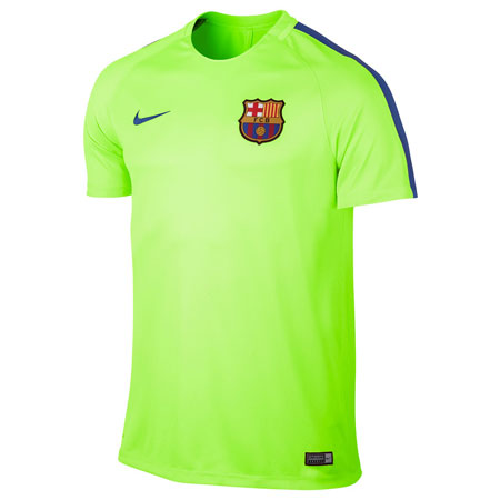 Nike FC Barcelona Dry Top SS