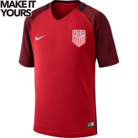 Nike Youth United States USA Third Jersey