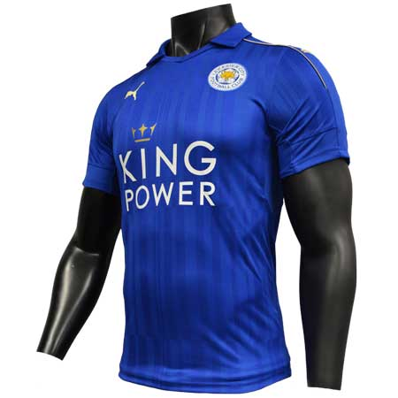 Puma Leicester City Home 2016-17 Youth Replica Jersey