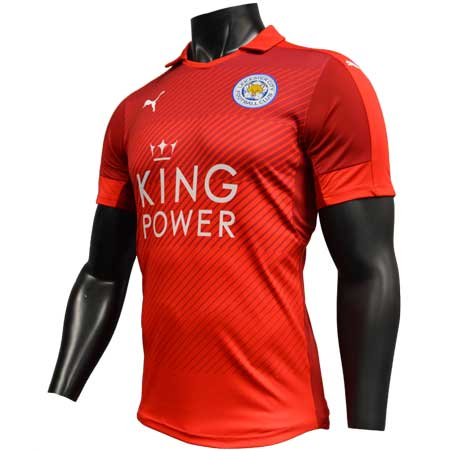 Puma Leicester City Away 2016-17 Replica Jersey