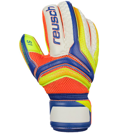 Reusch Serathor Prime S1 Finger Save Goalkeeper Gloves