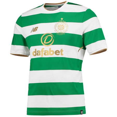New Balance Celtic 2017-18 Home Replica Jersey