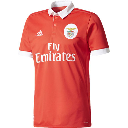 adidas Benefica  Home 2017-18 Replica Jersey