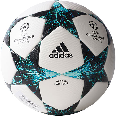 adidas Finale 17 Champions Leage Official Match Ball