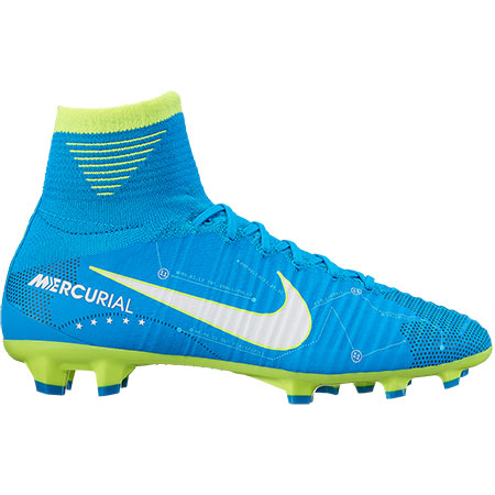 Nike Kids Mercurial Superfly V Neymar DF FG