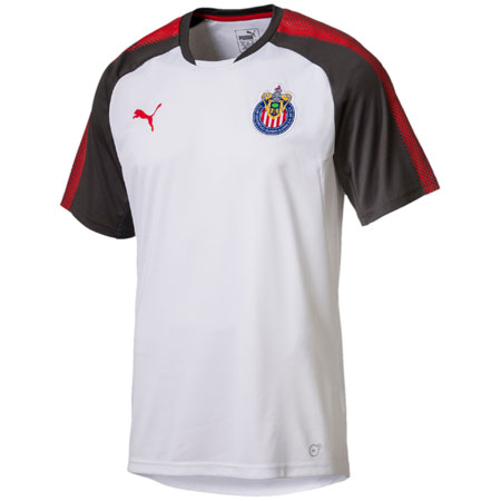 Puma Chivas 2017-18 Training Jersey