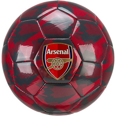 Puma Arsenal Camo Ball Size 5