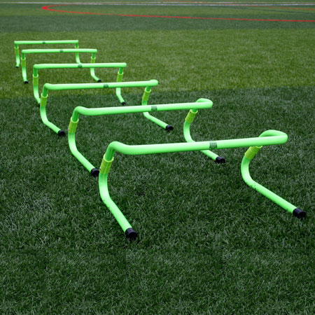 WGS Agility Hurdle 6pcs Set
