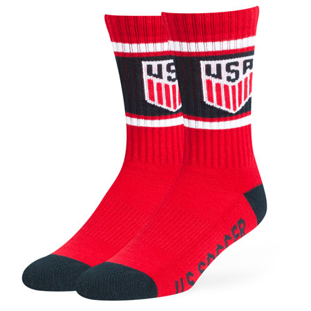 47 Brand USA Duster Crew Sock