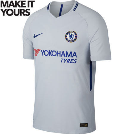 Nike Chelsea Away 2017-18 Authentic Match Jersey
