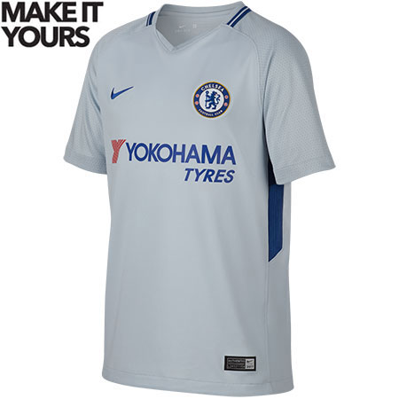Nike Chelsea Away 2017-18 Youth Stadium Jersey
