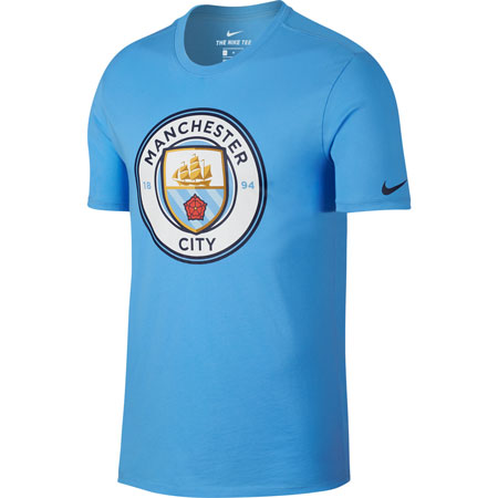 Nike Manchester City Crest Tee