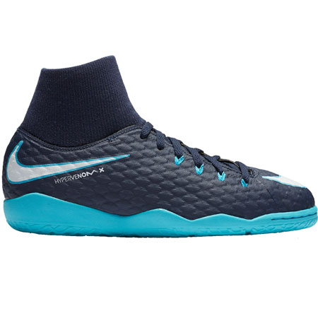 Nike Kids HypervenomX Phelon 3 DF Indoor