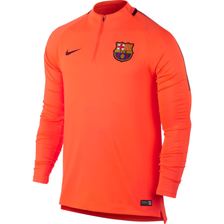 Nike FC Barcelona Squad Dril Top
